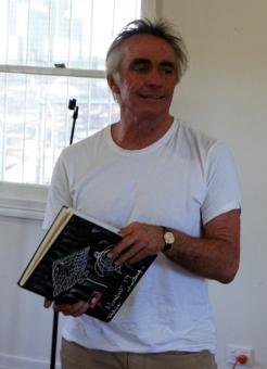 Tony Rice and eldritch book of dread Uni-verse